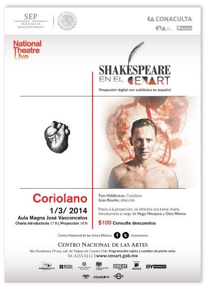 Coriolanus/Coriolano